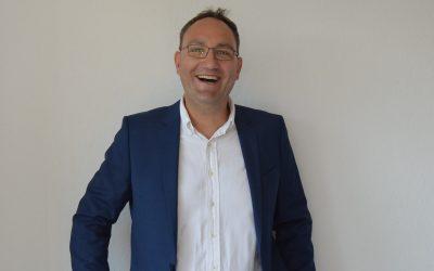 Neuer Geschäftsführer Michael Finger